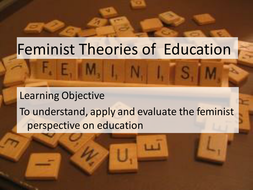 The feminist perspective of education