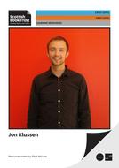 Jon Klassen Learning Resources