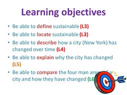Settlement - Lesson 9 - Designing a city