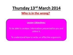 Year 11  - Tuesday 21st January 2014 - Katie Guttridge.pptx