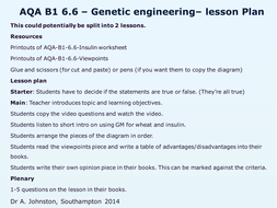 AQA-B1-6.6-6.7-Genetic engineering.pptx
