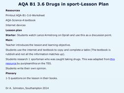 AQA-B1-3.6-Drugs in sport.pptx