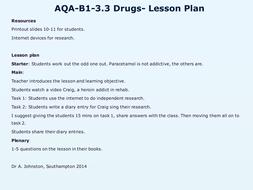 AQA-B1-3.3-Drugs.pptx