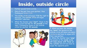 Kagan structure 'Inside Outside circle'