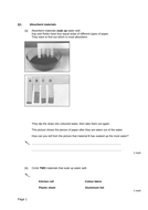 Classifying Materials - Level 3 - Questions.rtf