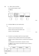 Classifying Materials - Level 6 - Questions.rtf