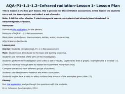 AQA-P1-1.1-1.2-Infrared radiation-Lesson 2.pptx