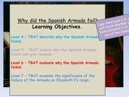 why did the spanish armada fail essay year 8