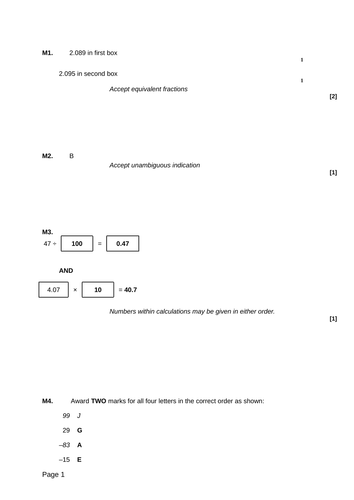 Place Value Worksheets : place value worksheets level 3 Place ...