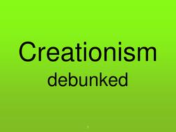 Creationism debunked