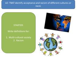 CITIZENSHIP RACISM YEAR 8.pptx