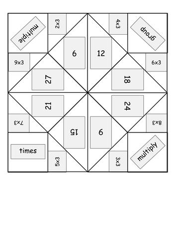 Origami Question Box