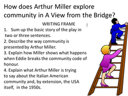 a view from the bridge 33 essay