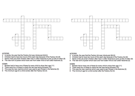 8. Factory Act Crossword.doc