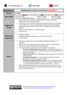 Respiratory System Worksheet For Kids Word Radioactivity Alphabetagamma Research Sheet By Sparrigan  Elementary Graphing Worksheets Word with Dna Mutation Worksheet Pdf Worksheet Rreadme Pdf  Geometry Grade 6 Worksheets Excel