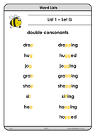Updated year 3 2014 spellings bees multi-task scheme by