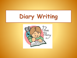 Diary Writing- A day in the life of a Viking child
