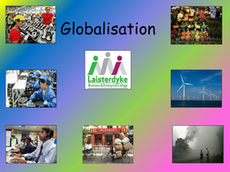 AQA Globalisation Scheme and Resources