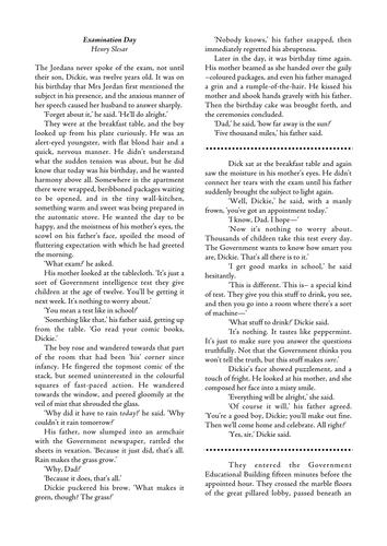 Analysing Of One Art By Elizabeth Bishop English Literature