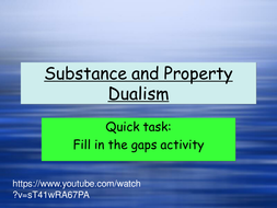 Dualism(1).ppt