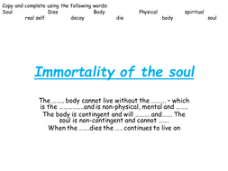 Immortality of the soul.pptx