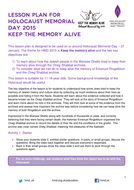 Lesson Plan Secondary Schools Keep the Memory Alive HMD 2015.pdf