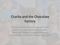Charlie and the Chocolate Factory w4 plot.pptx