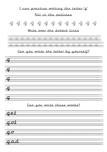 handwriting sheets a t lead in lines pre cursive by. Black Bedroom Furniture Sets. Home Design Ideas