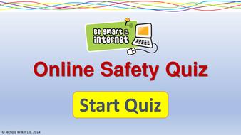 KS2 and KS3 Computing and ICT: ESafety Quiz