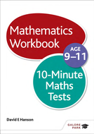 10-Minute Maths Tests on Calculations Age 9-11