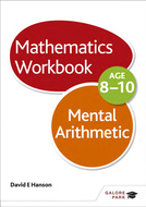 Mental Arithmetic Tests for Age 8-10