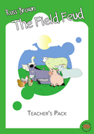 Field Feud guided reading teachers pack