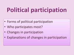 Political participation.ppt