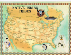 Native American Indian Tribes PP
