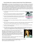 Novice-mid interpretive reading: Vanessa Paradis