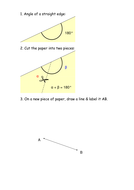 Exploring the properties of a circle
