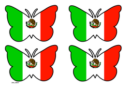 Butterfly Themed Mexican Flag (Small).pdf