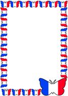 France Flag Themed Pageborder (Portrait).pdf