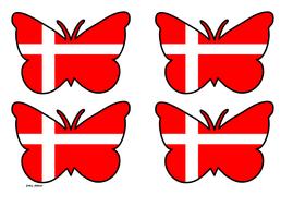 Butterfly Themed Denmark Flag (Small).pdf