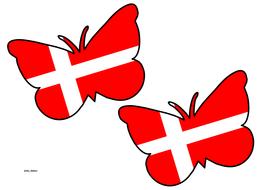 Butterfly Themed Denmark Flag (Medium).pdf