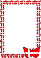 Denmark Flag Themed Pageborder (Portrait).pdf