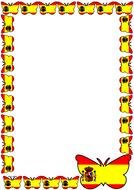 Spain Flag Themed Pageborder (Portrait).pdf
