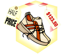 Grade 5 - Discount (Half a price)
