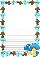 Mushroom Themed Lined Paper (Portrait) (2)(1).pdf