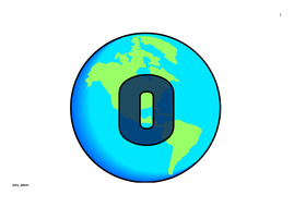 Earth Day Themed Numbers 0-100 and in Words