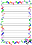 Paperclips Themed Lined Paper (Portrait).pdf