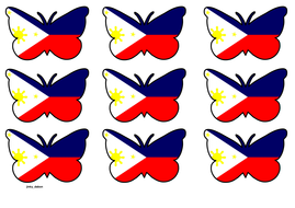 Butterfly Themed Philippine Flag (3x3).pdf