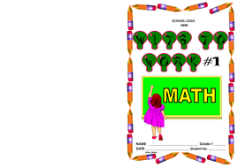 Grade 1-Wits to Work #1 (Math word problems)