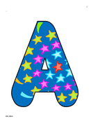 A4 Stars Themed Alphabet and Numbers (6).pdf