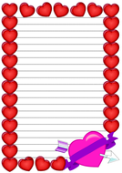 Valentines Themed Lined Paper (Portrait).pdf